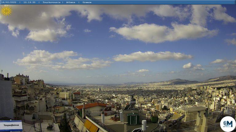 Υψηλές θερμοκρασίες την Δευτέρα - έως 19 βαθμούς στη Θεσσαλονίκη