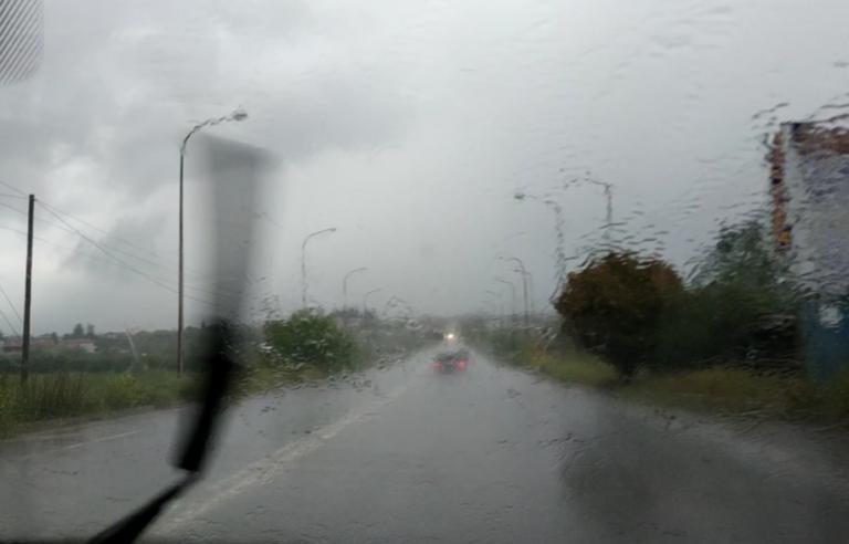 Νέο πέρασμα βροχών την Παρασκευή- ισχυροί άνεμοι