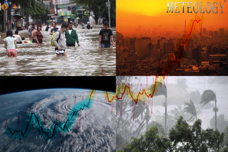 Ισχυρότερα ακραία φαινόμενα φέρνει η κλιματική αλλαγή, ισχυρίζεται νέα μεγάλη έρευνα!