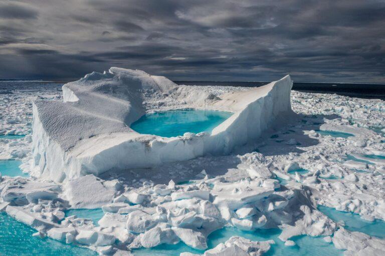 Σε πολύ άσχημη κατάσταση οι πάγοι στην Αρκτική!