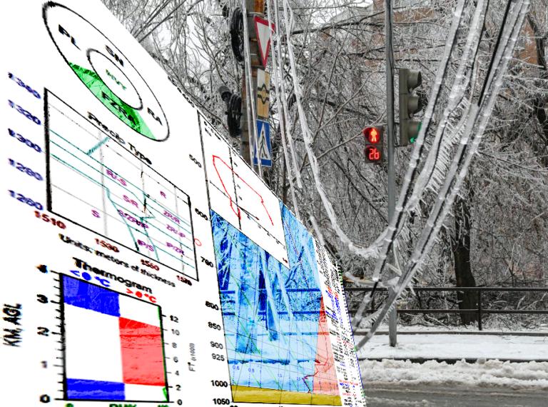 Έντονο επεισόδιο παγωμένης βροχής στο Βλαδιβοστόκ της Ρωσίας!