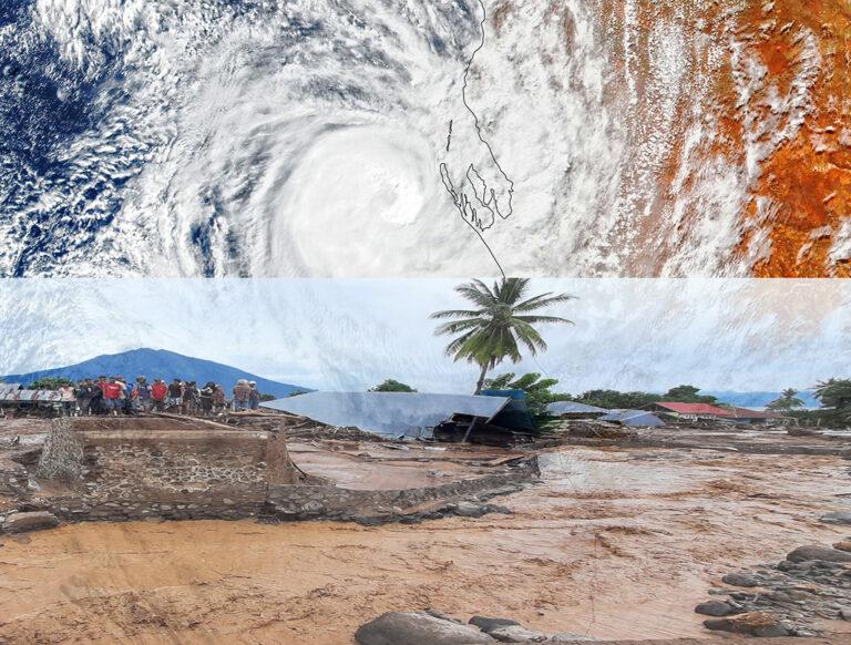 Ο πιο ισχυρός τροπικός κυκλώνας των τελευταίων τουλάχιστον 100 ετών για την δυτική Αυστραλία, έφερε τεράστιες καταστροφές!