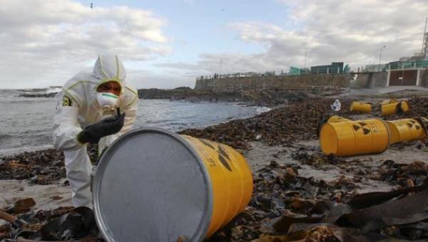 ΣΟΚ στον διεθνή κόσμο: Η Ιαπωνία αποφάσισε να απορρίψει 1.2εκ. τόνους ραδιενεργού νερού στη θάλασσα