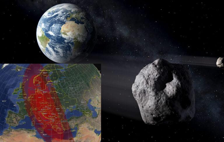 Προσομοίωση σύγκρουσης με αστεροειδή της ΝΑΣΑ έδειξε ότι δεν μπορούμε να κάνουμε τίποτα για να το αποτρέψουμε!