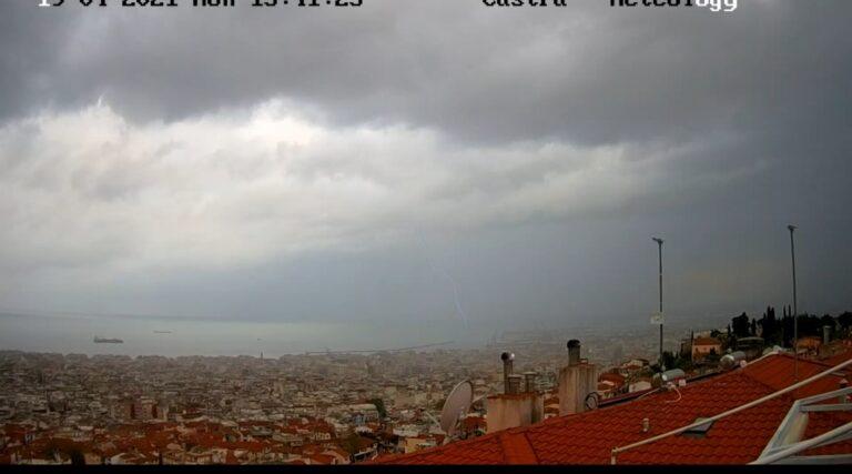 Θεσσαλονίκη: Eξέλιξη του καιρού τα επόμενα 24ωρα