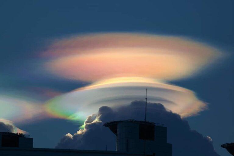 Διαστημικό... νέφος στην Ταϊλάνδη