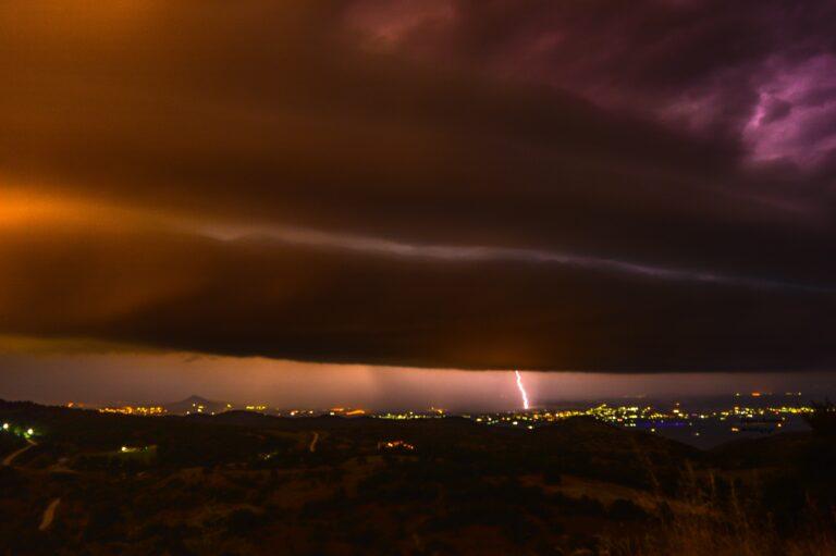 Ανατολική Μακεδονία-Θράκη: Έρχονται ισχυρές βροχές